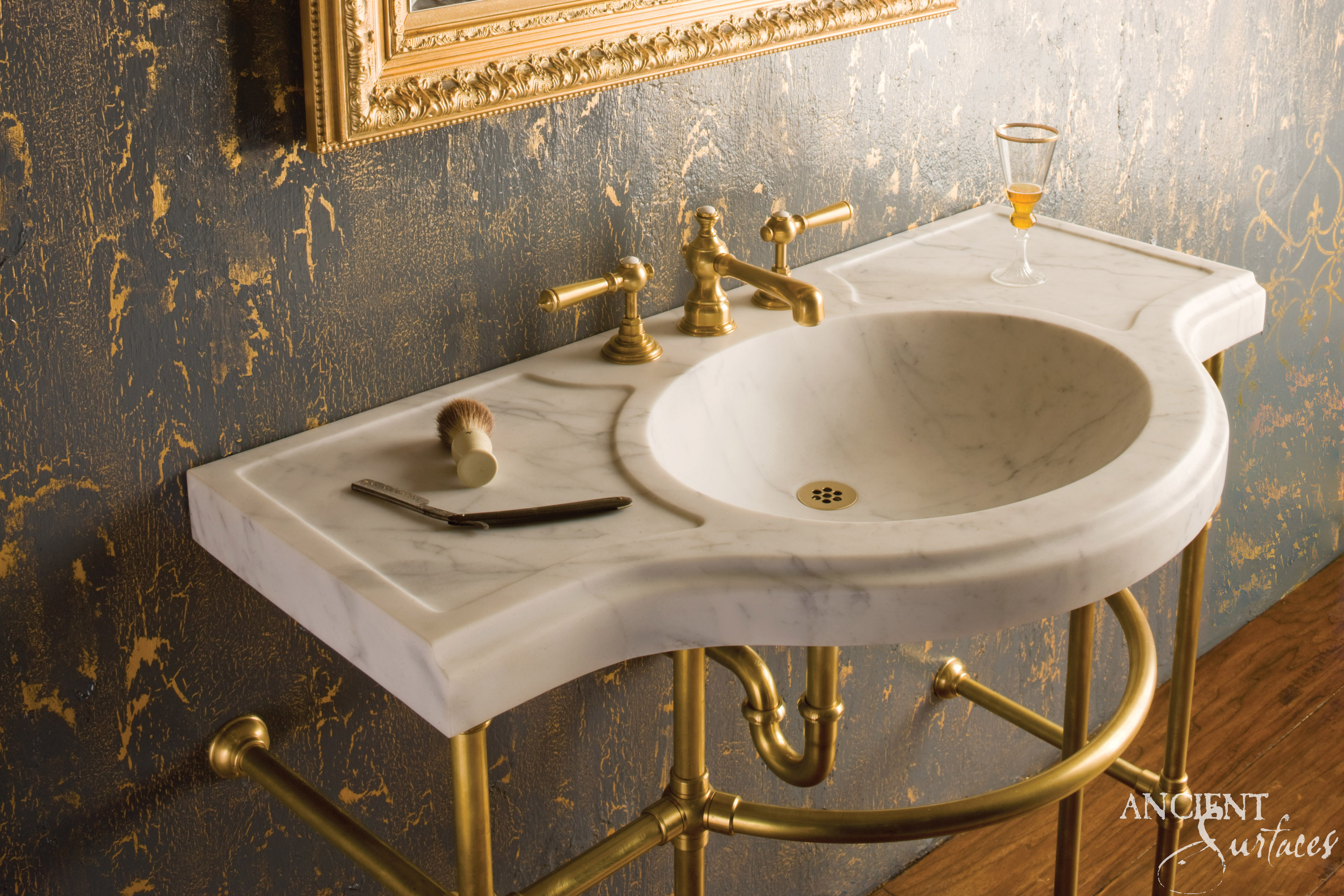 Powder Room Sinks from the game of thrones to majorca, a powder room journey from