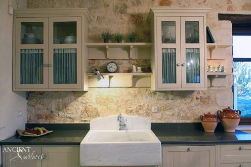 Kichen Marble Trough Sink-15