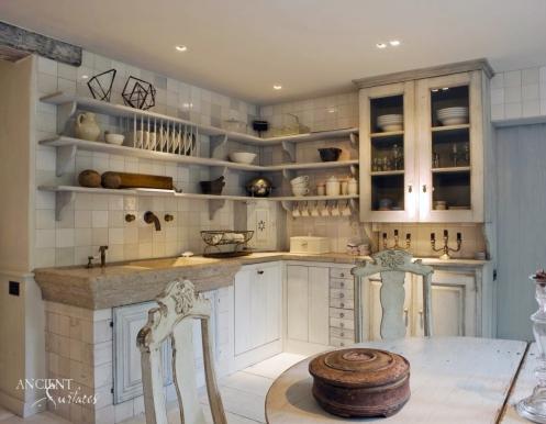 Kichen Marble Trough Sink-18