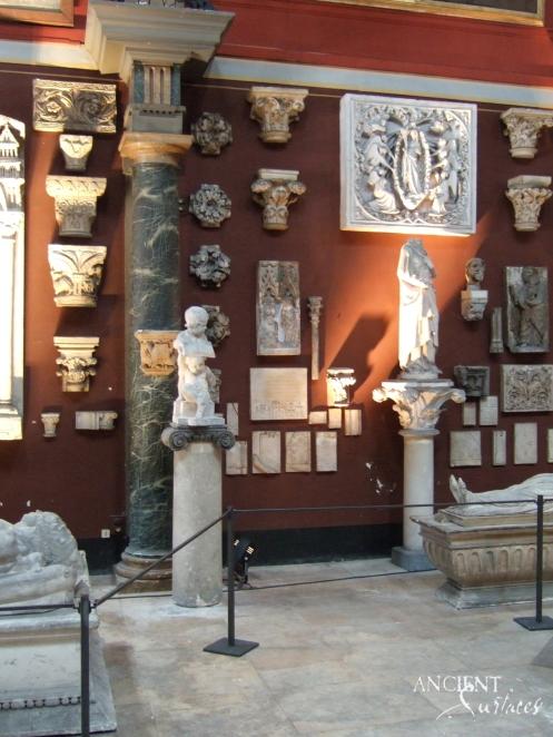 Kapelle, Ensba Paris