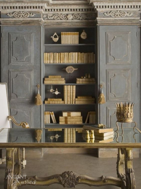 Gustavian Library copy