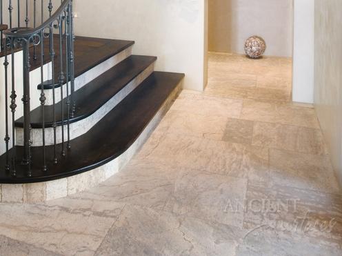 Antique Limestone Flooring Millennium