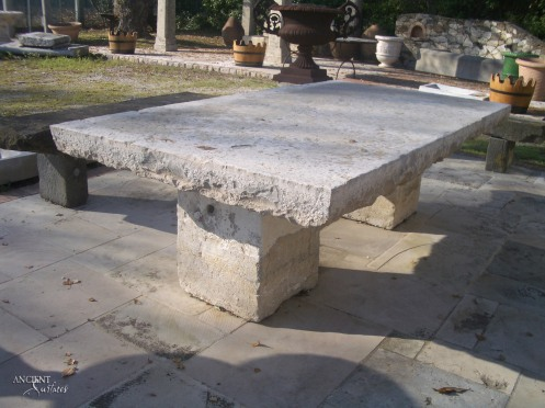 outdoor-limestone-bench-antique