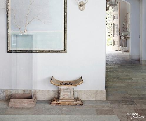 indoor limestone wall cladding