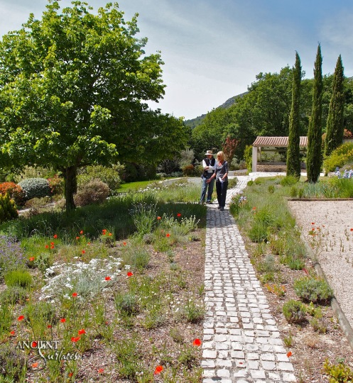 limestone-stone-patio-path-french-country-side