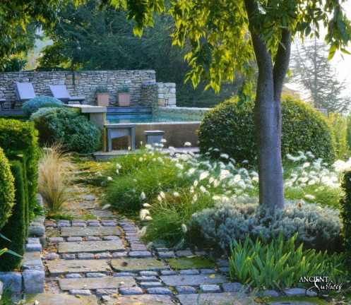 outdoor-french-provencal-garden-with-pool-coping-stone-patio-limestone
